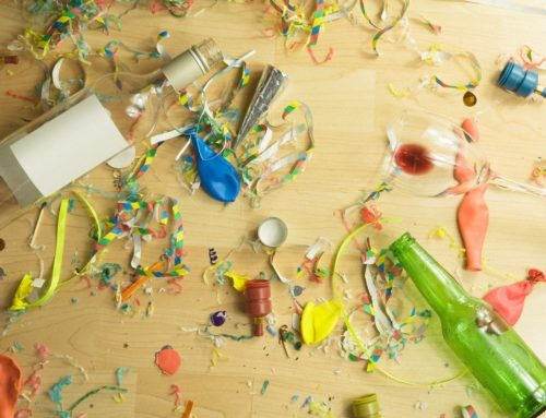What Are The Advantages Of After Party Cleaning Services?